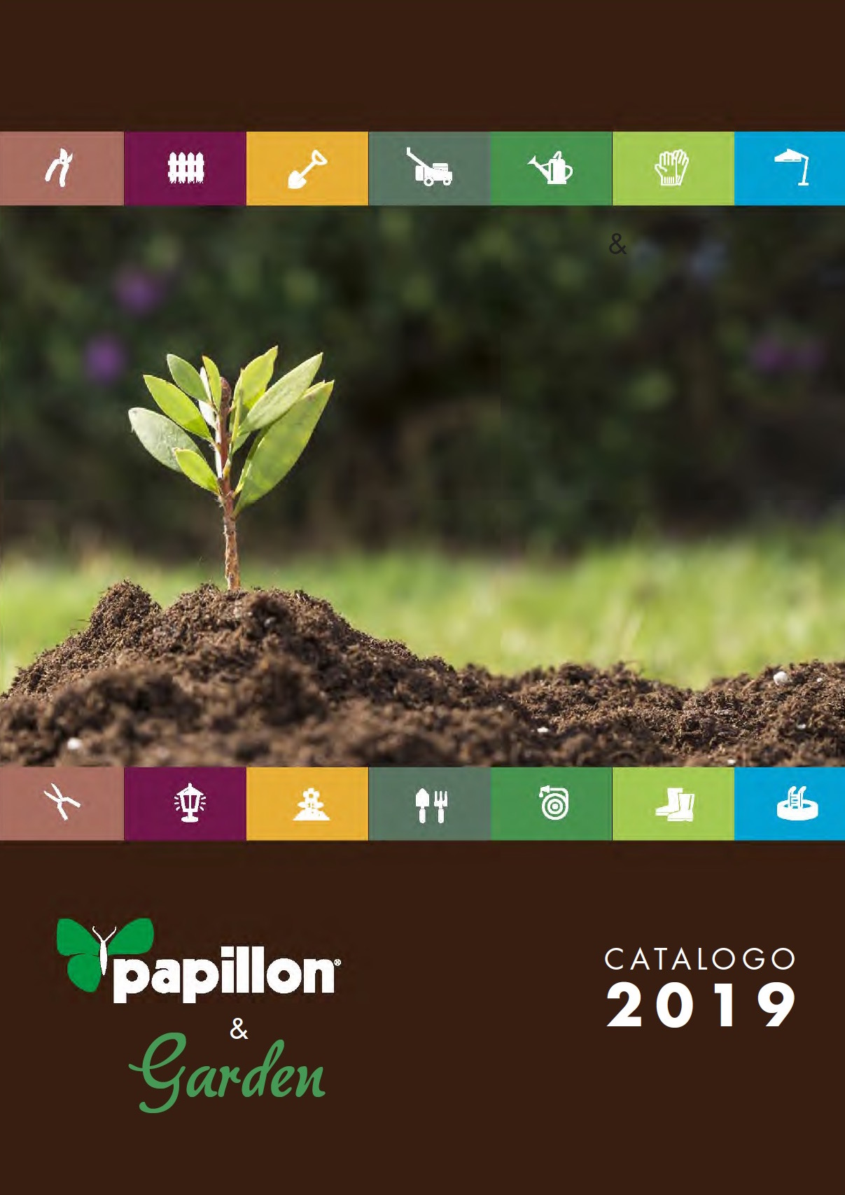 CATALOGO PAPILLON 2019